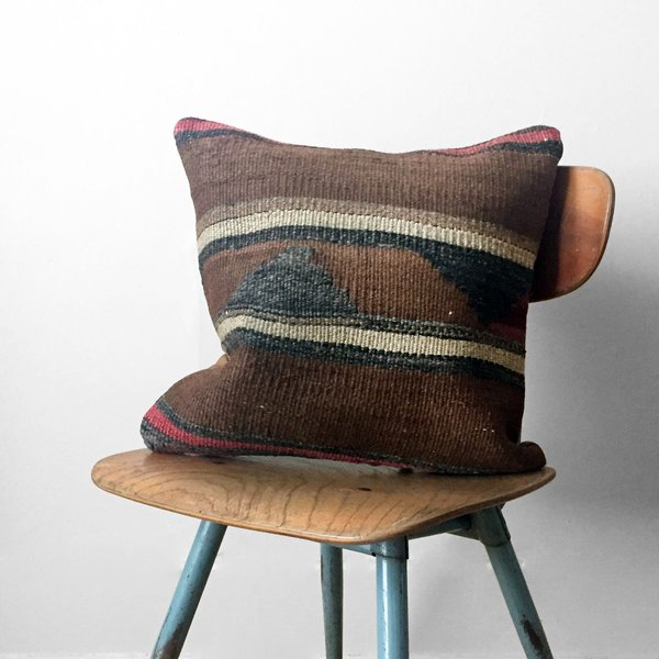 Gilly Vintage Kilim Pillow Cover