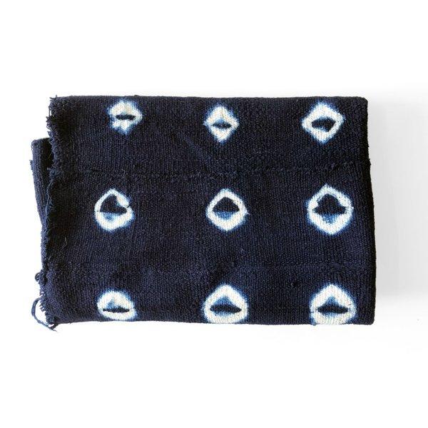 Valiente Goods Indigo African Mud Cloth 03