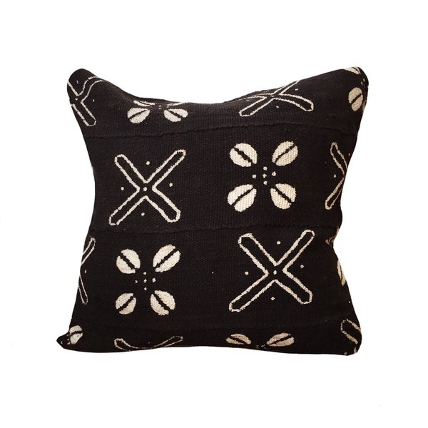 Valiente Goods Large Mud Cloth Pillow No.01