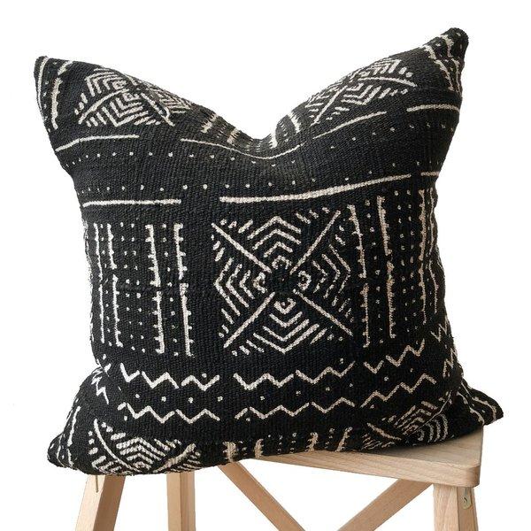 Valiente Goods Small Mud Cloth Pillow No.08