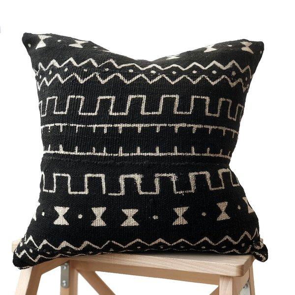 Valiente Goods Small Mud Cloth Pillow No.13