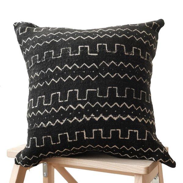 Valiente Goods Small Mud Cloth Pillow No.14
