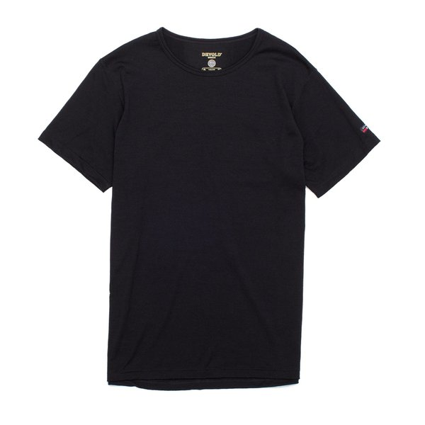Devold Breeze Man T-Shirt , Black