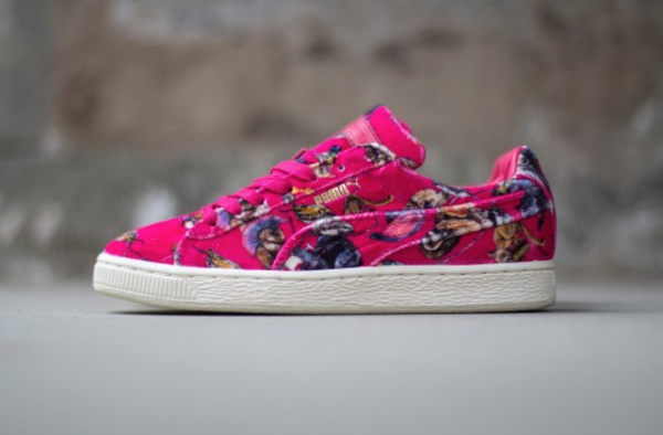 aa72badfd589 House of Hackney x PUMA Basket Classic - Pink Velvet