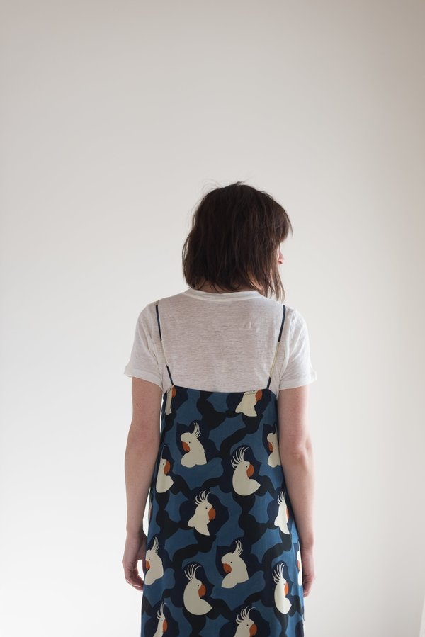 Samuji Kasumi Dress - Pieni Kakadu print