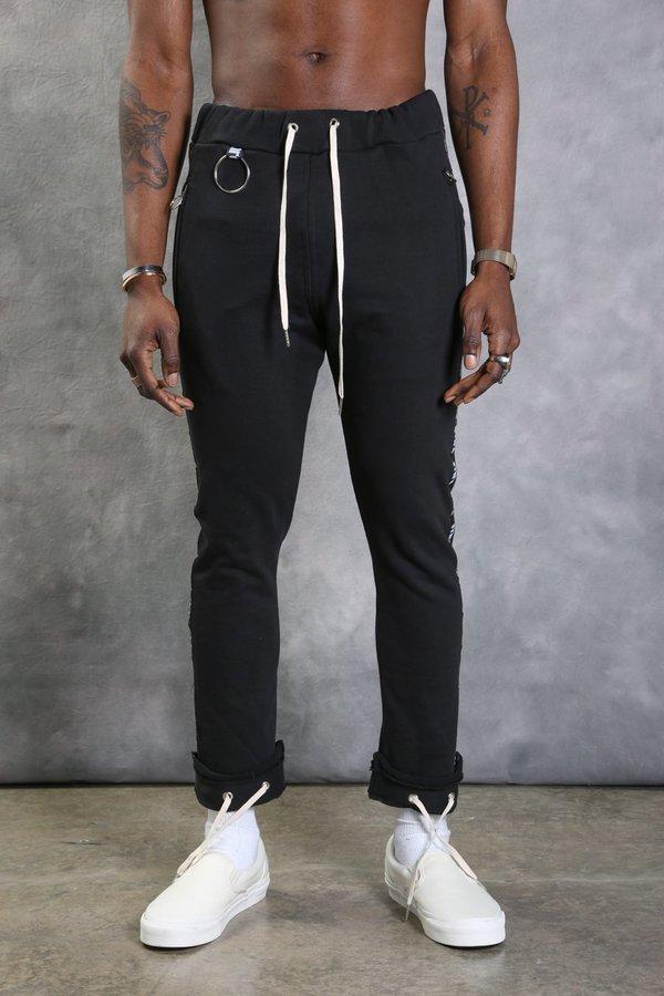 Mr. Completely Logo Sweatpant - Black