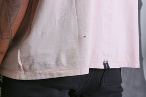 Mr. Completely Short Sleeve Boxy T - Dusty Pink