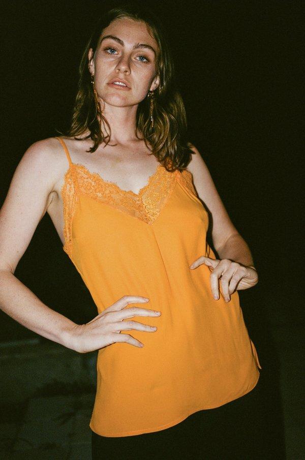 Rodebjer Deeta Camisole in Marigold