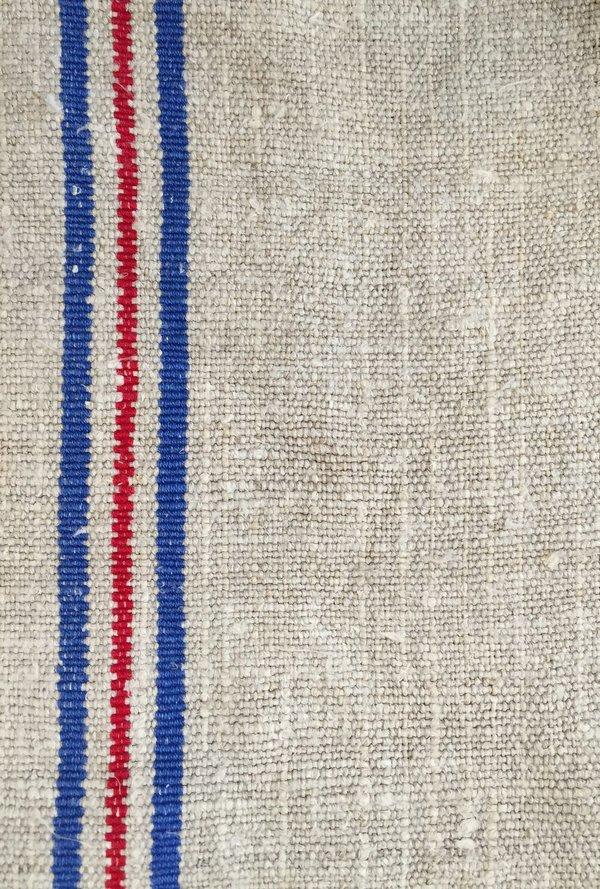 patriae Striped Tote Bag