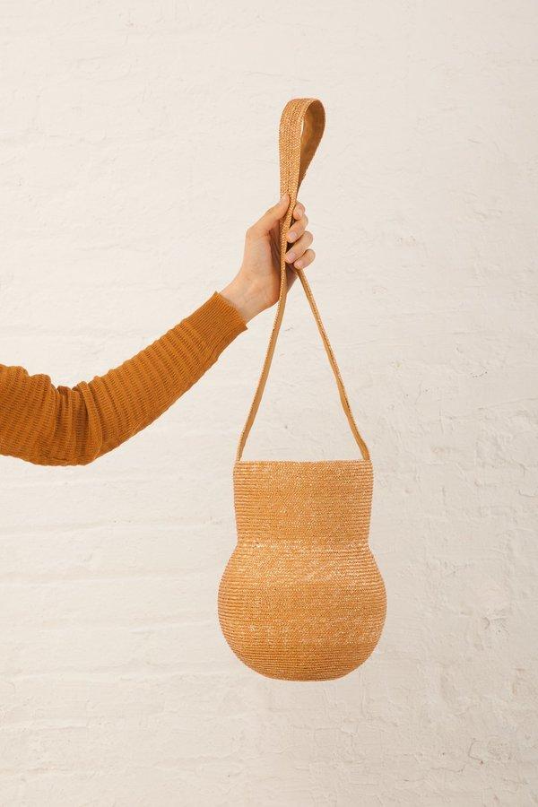 Samuji Vasella Bag in Grain Gold