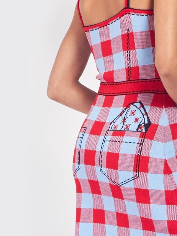 647435f9bbcb Adam Selman Secret Agenda Slip Dress. sold out. Adam Selman