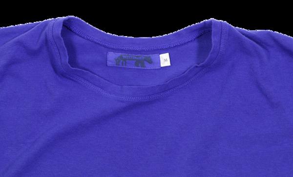 Westerlind Women's L/S Tee - 5.3oz Jersey, Royal Blue