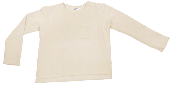 Westerlind Women's L/S Tee, Natural