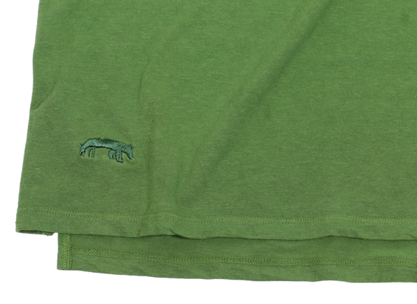 Westerlind Women's S/S Tee, Dark Green