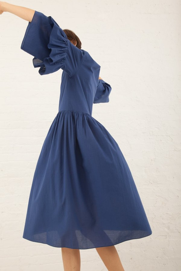 Correll Correll Coco Tutu Dress in Royal Blue