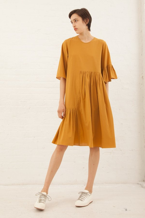Correll Correll Coco Two Dress in Gold