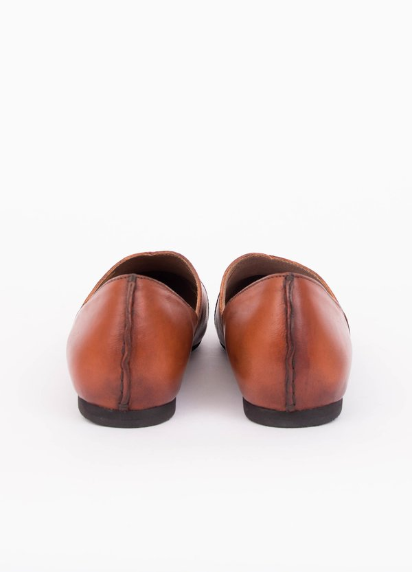 Yuko Imanishi, Nancy Leather Flat
