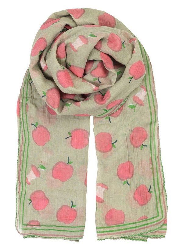 Becksondergaard Free Apple Scarf in Morning Glory