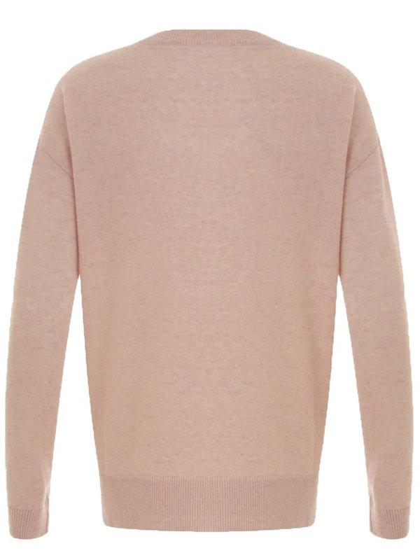 Coster Copenhagen Lambswool Sweater in Rose