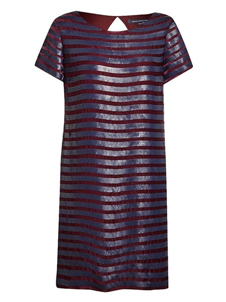 French Connection Satelite Sequins Dress