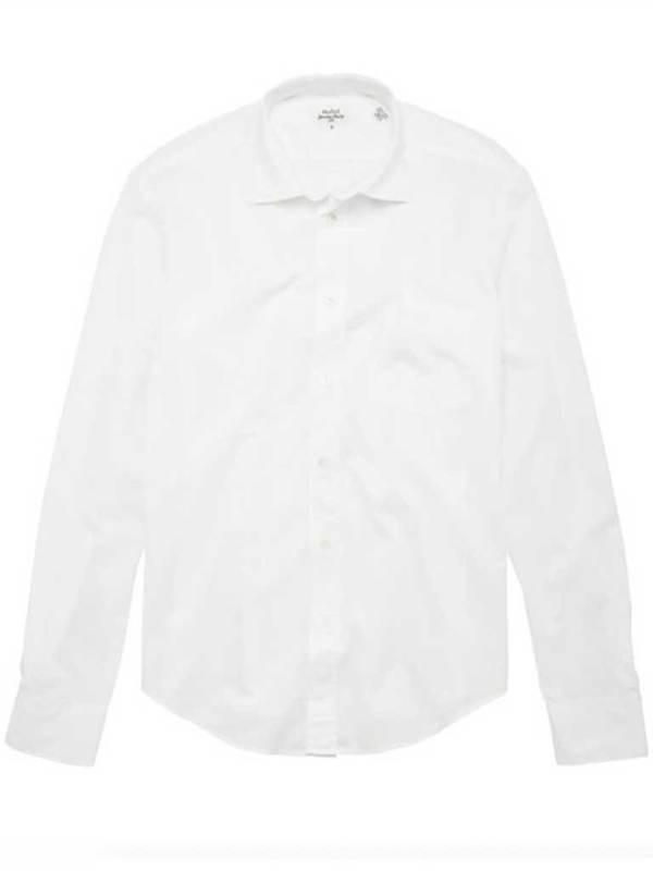 Hartford Penn Pique Shirt