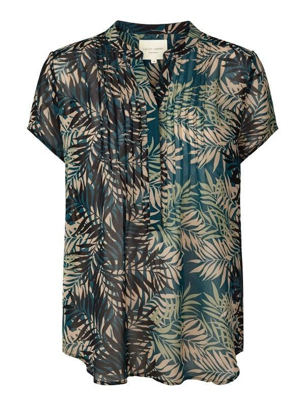 Lolly's Laundry Heather Fern Top