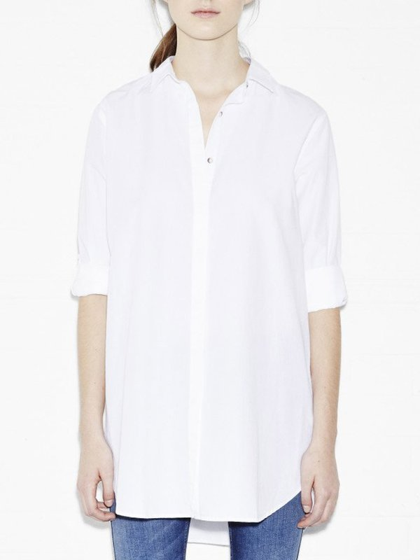 MiH Jeans M.i.h Oversize Cotton Shirt