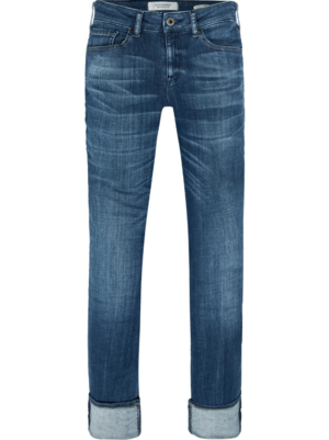 Maison Scotch Supreme Straight Jean in Indigo Bliss