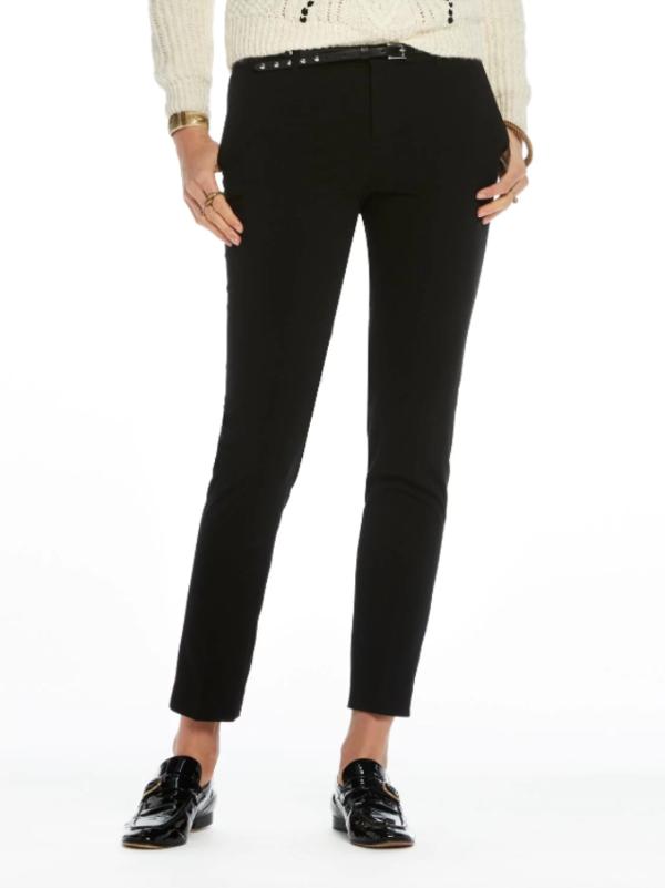 Maison Scotch Tailored Trousers - Black