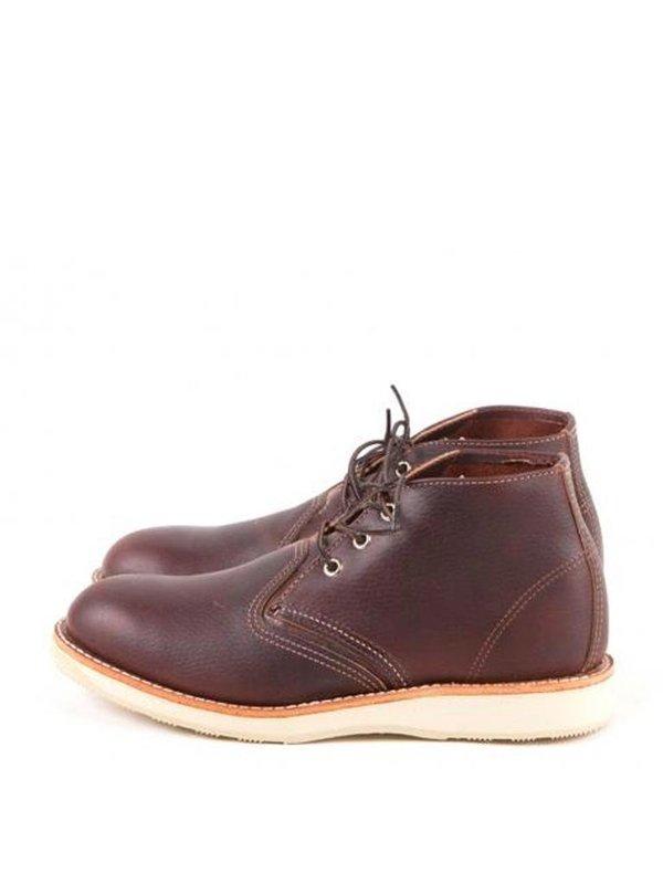 Redwing Brown Chukka Boot Dark Brown Garmentory