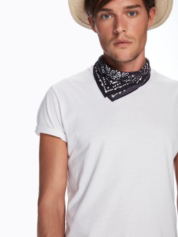 Scotch & Soda Basic T-Shirt - White