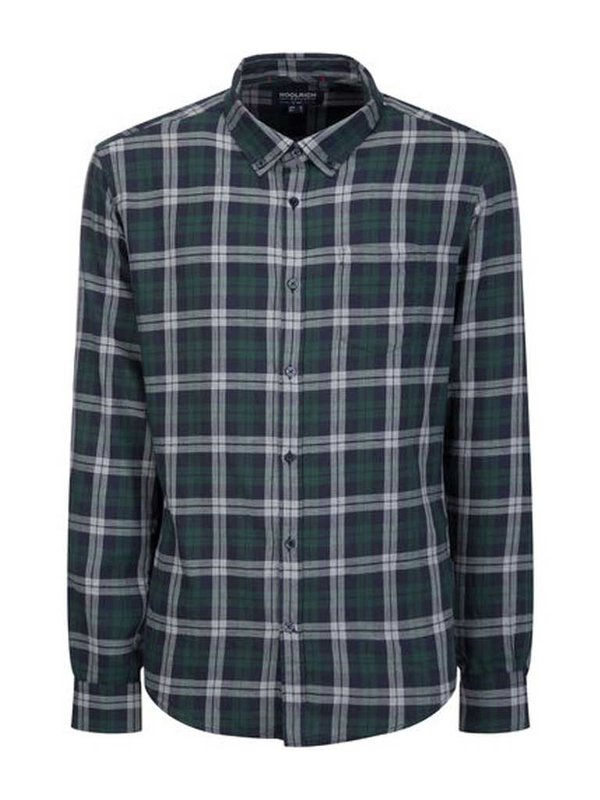 Woolrich Archive Check Shirt