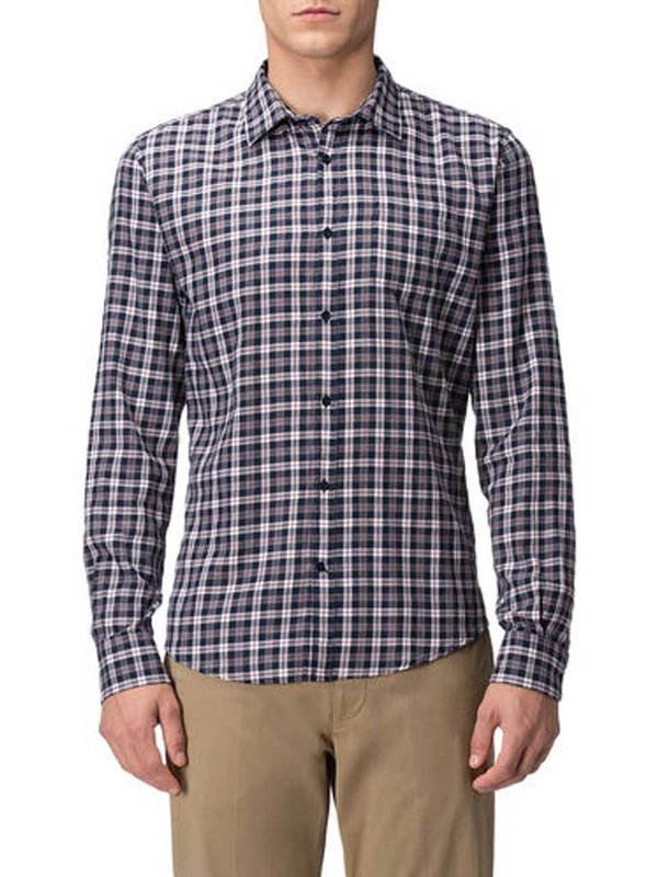 Woolrich Archive Flannel Shirt