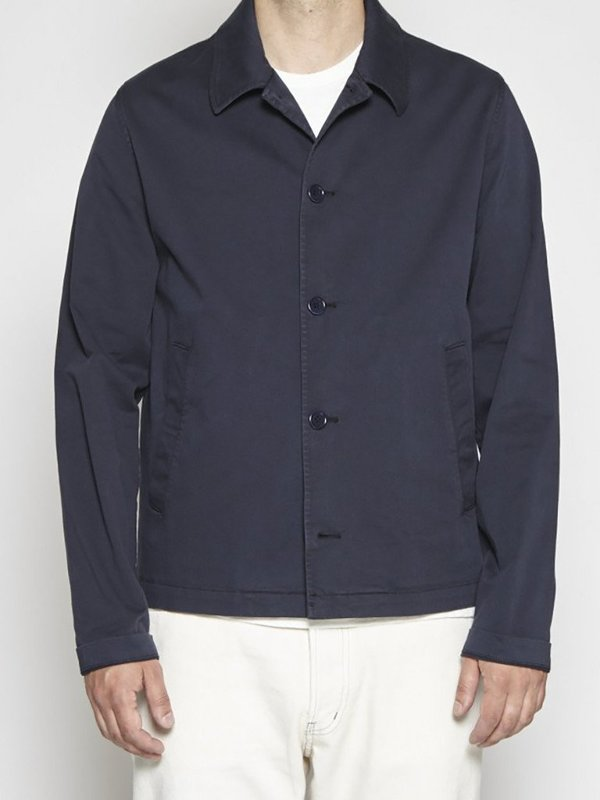 YMC Groundhog Jacket in Navy