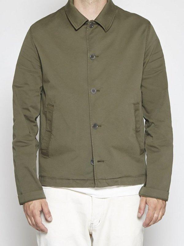 YMC Groundhog Jacket - Olive