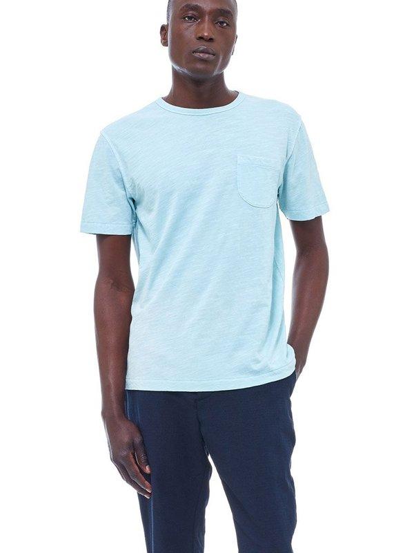 YMC Wild Ones Pocket T-Shirt in Sky