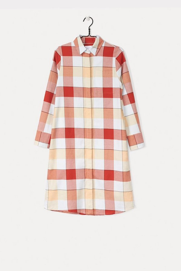 Kowtow Tailor Shirt Dress
