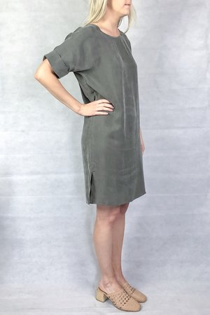 Natalie Busby Collection Cupro T-dress