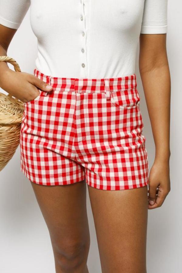 Wild Honey Honey Punch Mary Shorts