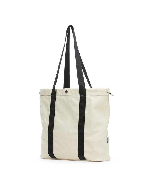 Taikan Flanker Tote Bag - Natural Cotton