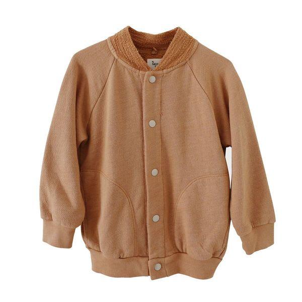 Kids nico nico Grand Varsity Jacket