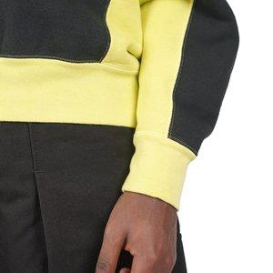 Cav Empt Overdyed Ziggurat Patch Heavy Hoody - Yellow