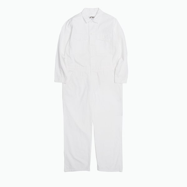 Westerlind Climbing Jumpsuit, White