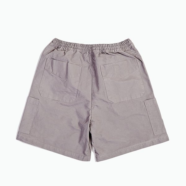 Westerlind Climbing Wide Shorts, Light Grey