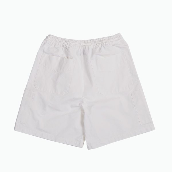Westerlind Climbing Wide Shorts, White
