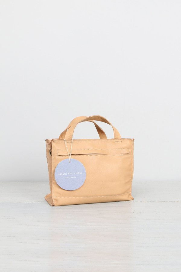 Stitch and Tickle Small Boxy Bag