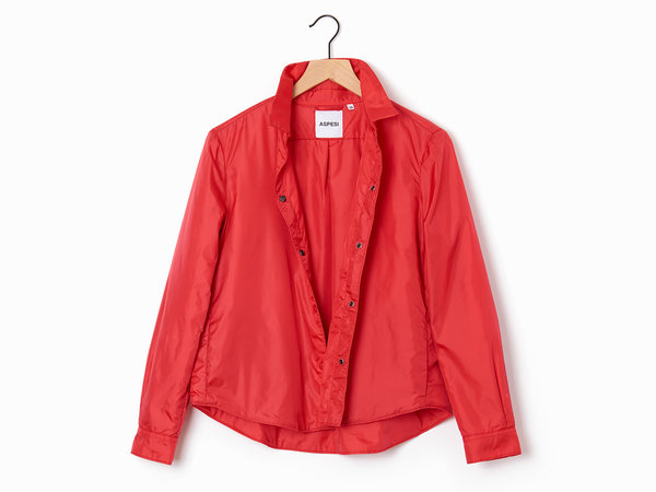 Aspesi Thermore Jacket - Red