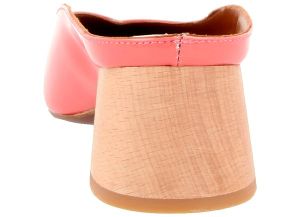 By Far Shoes Karen Pink Patent Leather