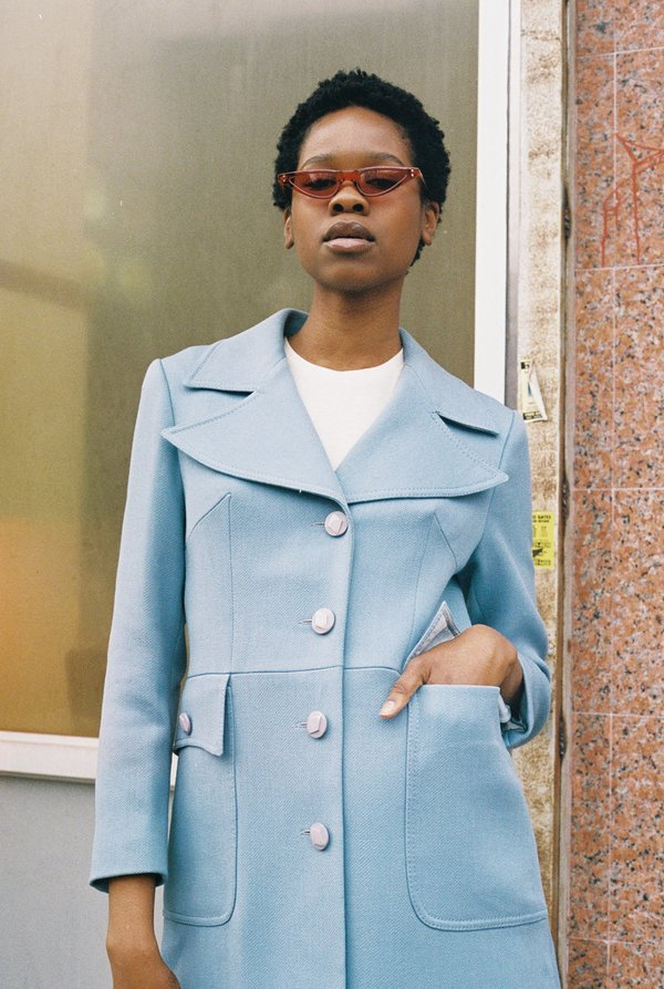 Sincerely, Tommy Vintage Ayami Vintage Coat