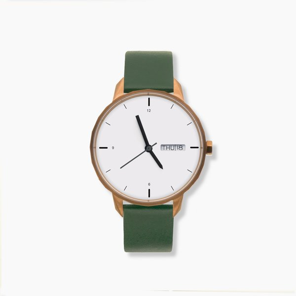 Tinker Watches Tinker™ 42mm Copper Watch